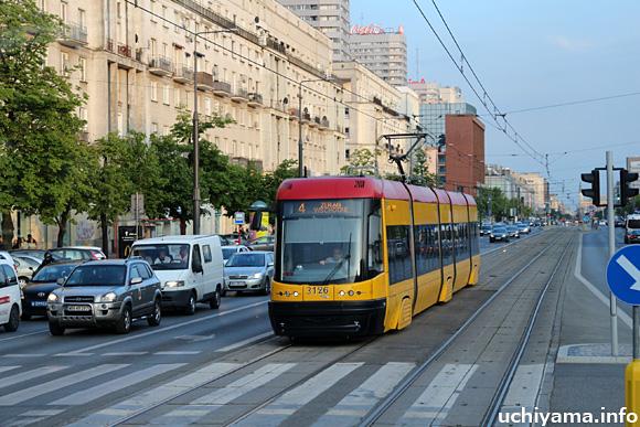 ワルシャワ市電