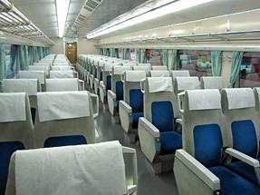 0系21形式新幹線電車