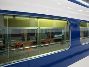 0系36形式新幹線電車・食堂車