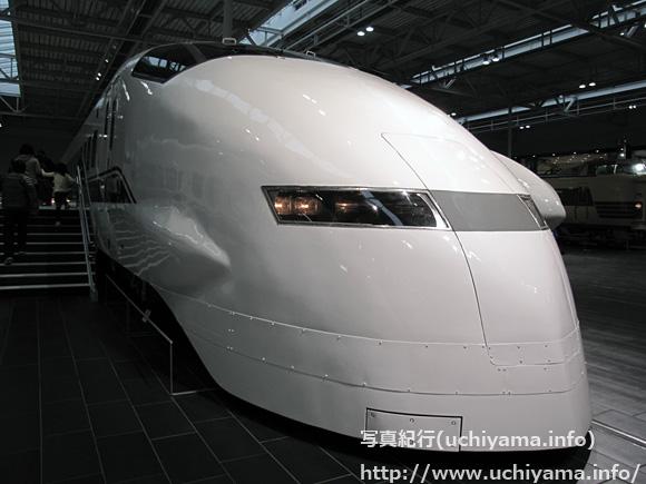 初代「のぞみ」試作車・300系322形式新幹線電車