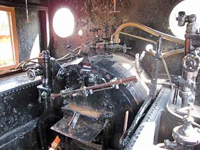 尾西鉄道蒸気機関車1号