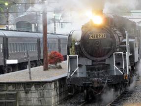 C11形蒸気機関車