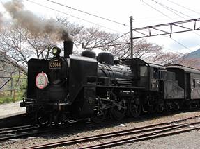 C56形蒸気機関車・大井川鐵道