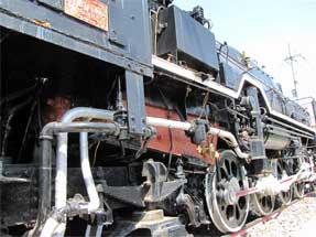 D51−51形蒸気機関車