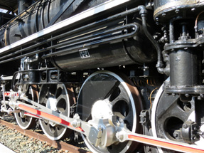 D5186形蒸気機関車