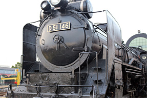 D51 146号機
