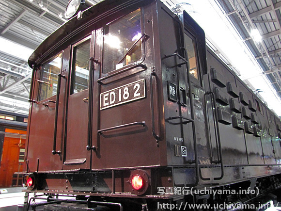 ED18形式電気機関車