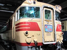特急形気動車(82形式)・キハ82形式気動車