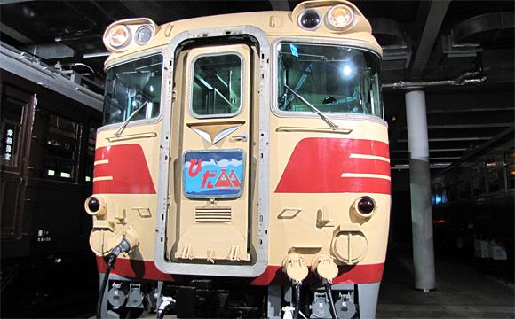 特急形気動車(82系)