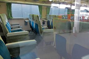 初代新幹線電車(0系)