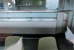 初代新幹線電車(0系)・ビュフェ車