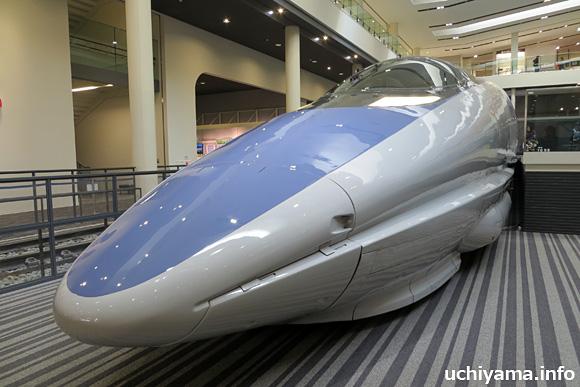 500系新幹線電車