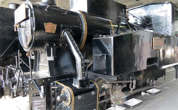 戦時規格形の入換専用機