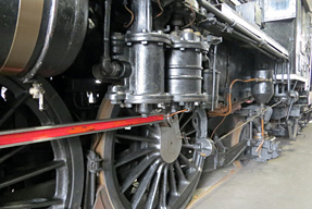 C55形大型蒸気機関車
