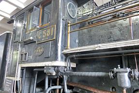 客貨両用蒸気機関車