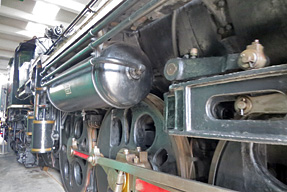 C59形大型蒸気機関車