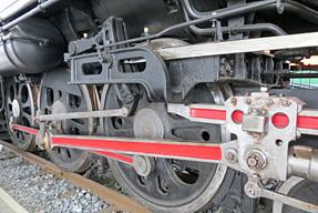 大型高速旅客用蒸気機関車