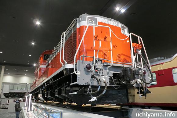 万能型国産ディーゼル機関車