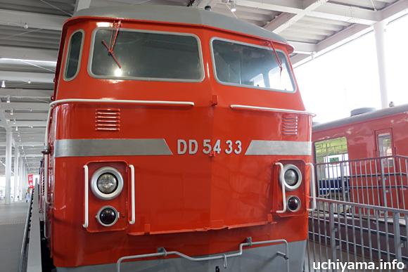 日本初の中型ディーゼル機関車