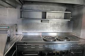 トワイライトエクスプレスの食堂車