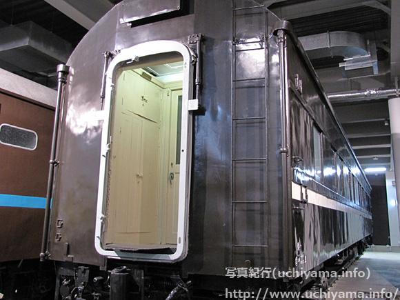 1等寝台車・マイネ40形式客車