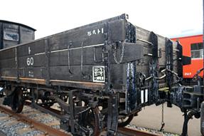 ト1形無蓋貨物車