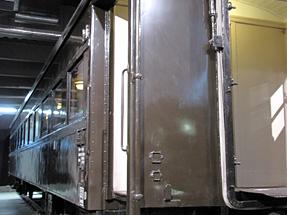 3等客車・オハ35形式客車