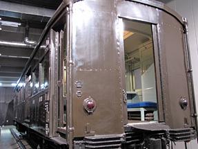 荷物車・スニ30形式荷物車