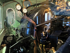 C51形高速旅客用機関車