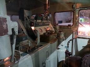 入換用ディーゼル機関車