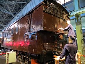 ED40形電気機関車