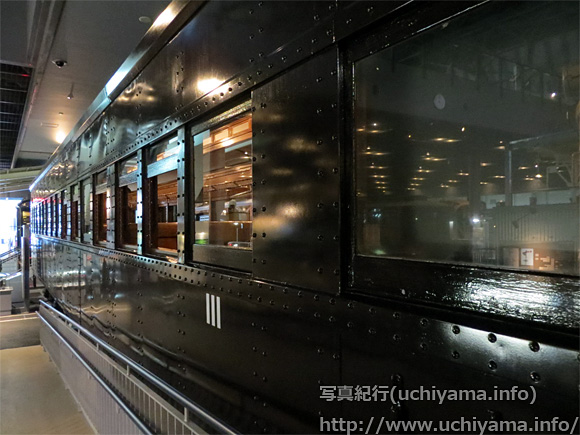 半鋼製客車・オハ31形式の三等客車