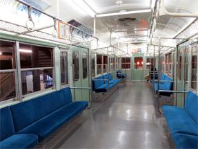 新性能電車