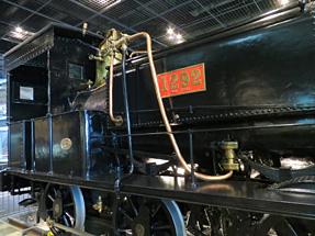 善光号機関車